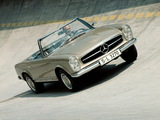 Mercedes-Benz 280 SL (W113) 1967–71 wallpapers