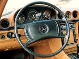 Mercedes-Benz 350 SL (R107) 1971–80 images