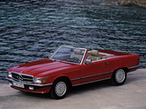 Mercedes-Benz SL-Klasse (R107) 1971–89 images
