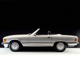 Mercedes-Benz SL-Klasse (R107) 1971–89 photos