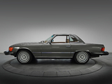 Mercedes-Benz 450 SL US-spec (R107) 1972–80 images