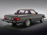 Mercedes-Benz 450 SL US-spec (R107) 1972–80 photos