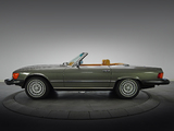 Mercedes-Benz 450 SL US-spec (R107) 1972–80 pictures