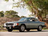 Mercedes-Benz 450 SL US-spec (R107) 1972–80 wallpapers