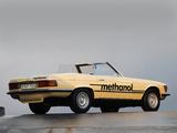 Mercedes-Benz 450 SL Methanol Antrieb (R107) 1974 photos