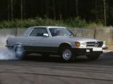 Mercedes-Benz 450 SLC 5.0 (S107) 1977–80 images