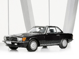Mercedes-Benz 500 SL (R107) 1980–85 images