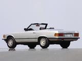 Mercedes-Benz 380 SL (R107) 1980–85 images
