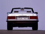 Mercedes-Benz 380 SL (R107) 1980–85 photos