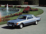 Mercedes-Benz 500 SLC (C107) 1980–81 wallpapers