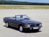 Mercedes-Benz 500 SL (R107) 1980–85 wallpapers