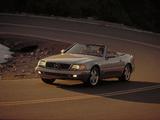 Mercedes-Benz SL-Klasse (R129) 1988–2001 images