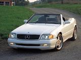 Mercedes-Benz SL-Klasse (R129) 1988–2001 pictures