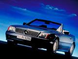 Mercedes-Benz SL-Klasse (R129) 1988–2001 wallpapers
