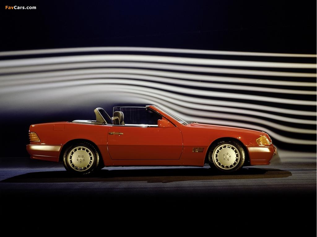 Mercedes-Benz 300 SL (R129) 1990–93 images (1024 x 768)