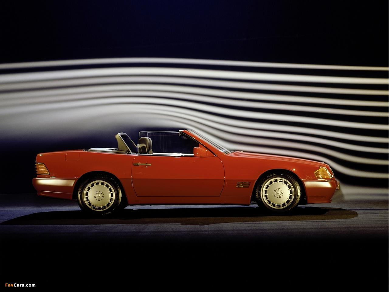 Mercedes-Benz 300 SL (R129) 1990–93 images (1280 x 960)