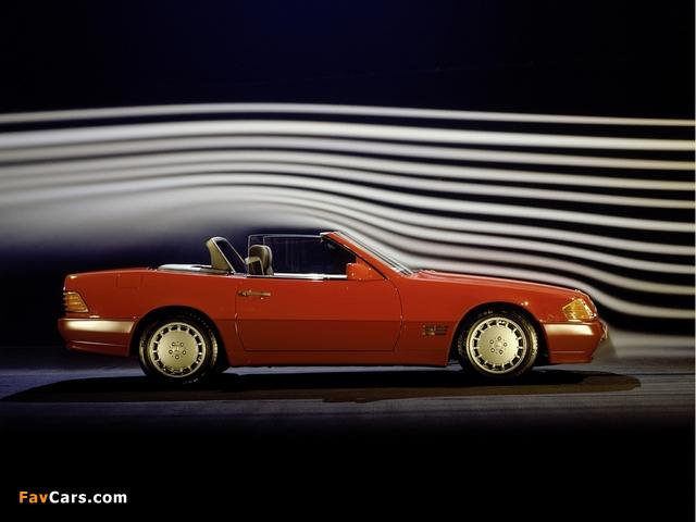 Mercedes-Benz 300 SL (R129) 1990–93 images (640 x 480)