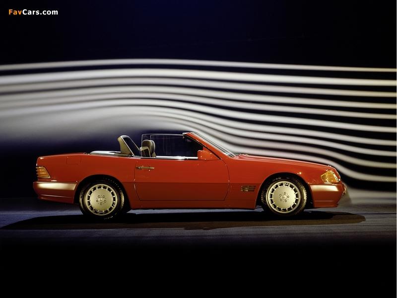 Mercedes-Benz 300 SL (R129) 1990–93 images (800 x 600)