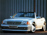 Brabus SL 6.0-32 (R129) 1990 images