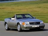 Mercedes-Benz 500 SL (R129) 1990–93 images
