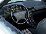 Mercedes-Benz 500 SL (R129) 1990–93 photos
