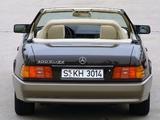 Mercedes-Benz 300 SL-24 (R129) 1990–93 pictures