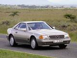 Mercedes-Benz 500 SL (R129) 1990–93 wallpapers