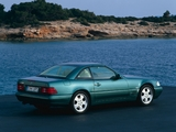 Mercedes-Benz SL 500 (R129) 1993–2001 photos