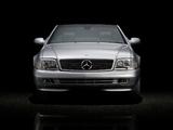 Mercedes-Benz SL 500 (R129) 1993–2001 pictures