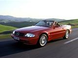 Mercedes-Benz SL 320 (R129) 1993–2001 pictures