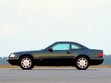 Mercedes-Benz SL 600 (R129) 1993–2001 wallpapers
