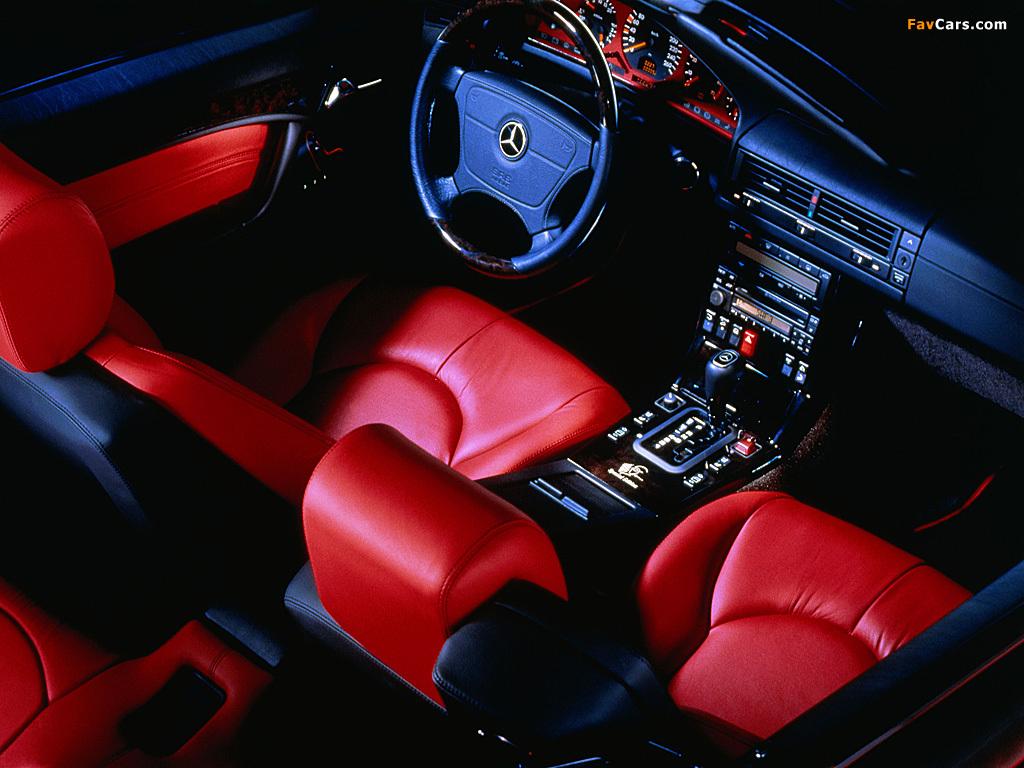 Mercedes-Benz SL-Klasse Special Edition (R129) 1998 photos (1024 x 768)