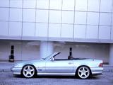 WALD Mercedes-Benz SL 73 AMG (R129) 1999–2001 images
