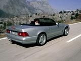 Mercedes-Benz SL 73 AMG (R129) 1999–2001 images