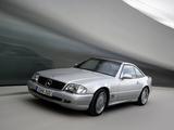 Mercedes-Benz SL 73 AMG (R129) 1999–2001 photos