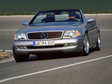 Mercedes-Benz SL 55 AMG (R129) 1999–2001 pictures