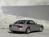 Mercedes-Benz SL 73 AMG (R129) 1999–2001 wallpapers