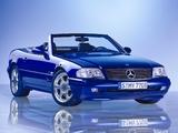Mercedes-Benz SL 500 Last Edition (R129) 2000 wallpapers