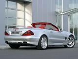 Brabus Mercedes-Benz SL-Klasse (R230) 2001–08 images