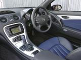 Mercedes-Benz SL 55 AMG UK-spec (R230) 2001–08 photos