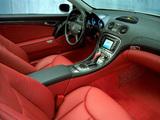 Mercedes-Benz SL 55 AMG (R230) 2001–08 photos