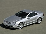 Mercedes-Benz SL 55 AMG (R230) 2001–08 pictures
