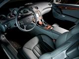 Mercedes-Benz SL 55 AMG US-spec (R230) 2001–08 pictures