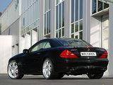 Brabus Mercedes-Benz SL-Klasse (R230) 2001–08 wallpapers