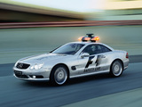 Mercedes-Benz SL 55 AMG F1 Safety Car (R230) 2002 images
