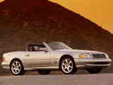 Mercedes-Benz SL 500 Silver Arrow (R129) 2002 pictures