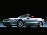 Mercedes-Benz SL 350 Mille Miglia Edition (R230) 2003 images