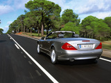 Mercedes-Benz SL 600 (R230) 2003–05 images