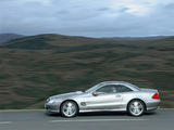 Mercedes-Benz SL 600 (R230) 2003–05 photos
