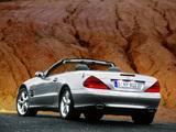 Mercedes-Benz SL 600 (R230) 2003–05 photos